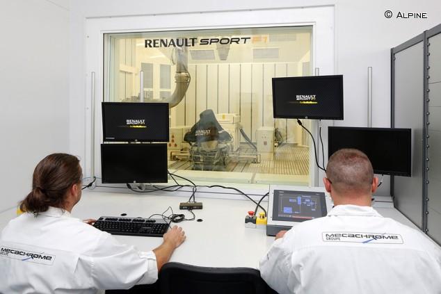 Mecachrome montará los motores Renault en la era Alpine - SoyMotor.com