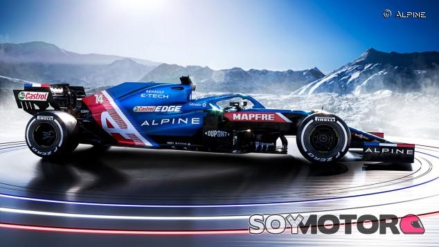 """Alpine: """"No habrá un piloto número uno"""" - SoyMotor.com"""