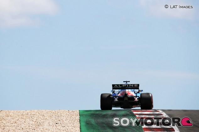 Alpine está para Q3, Alonso hoy no - SoyMotor.com