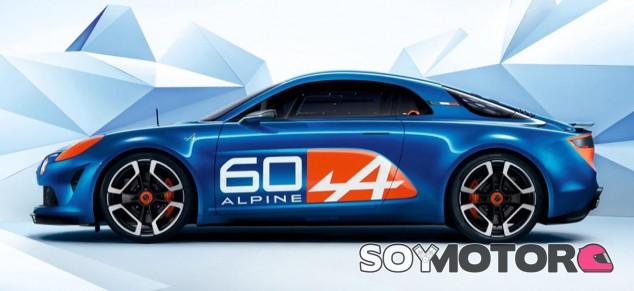 Alpine Celebration Concept - SoyMotor