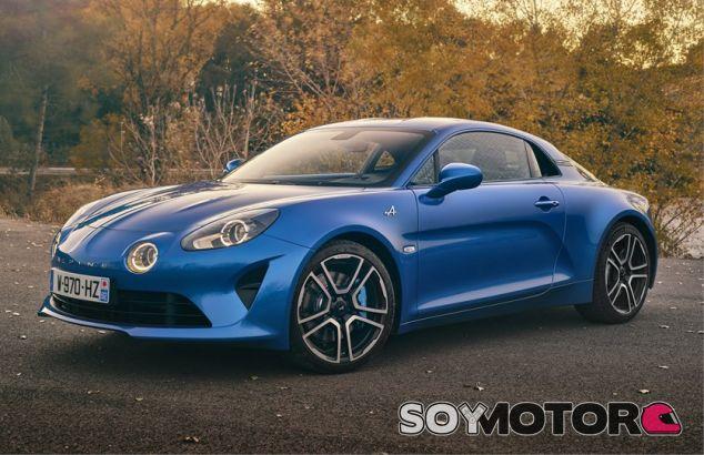 Alpine A110 Première Edition - SoyMotor.com