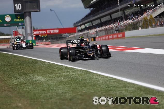 Haas en el GP de España F1 2019: Sábado – SoyMotor.com