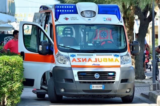 Ferrari dona una ambulancia al servicio sanitario de Módena - SoyMotor.com