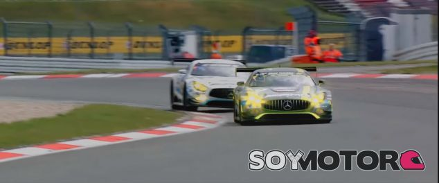 Bernd Schneider y AMG: 50 Años de excelencia - SoyMotor.com