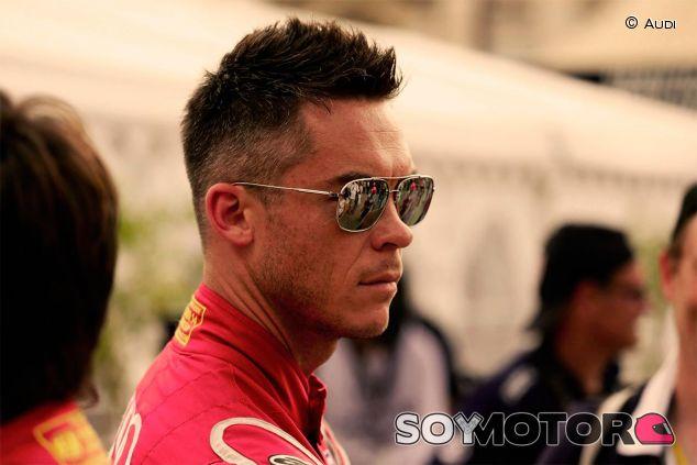 André Lotterer en una imagen de archivo de 2014 - LaF1