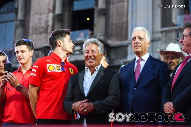 Mario Andretti invita a Ferrari a acercarse a la IndyCar - SoyMotor.com