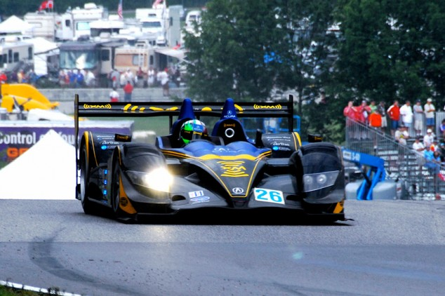 Andretti piensa en la IMSA con Acura y las reglas LMDh - SoyMotor.com