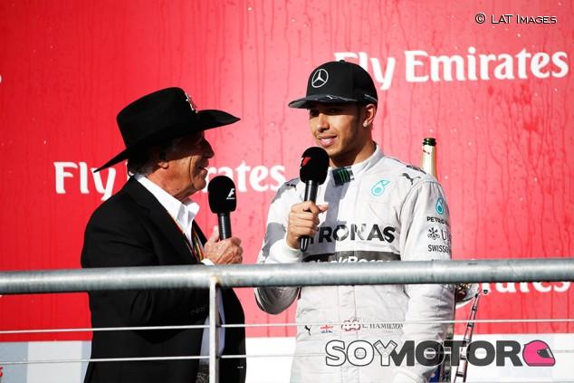 Hamilton pide a Andretti y Stewart que se eduquen sobre el racismo - SoyMotor.com