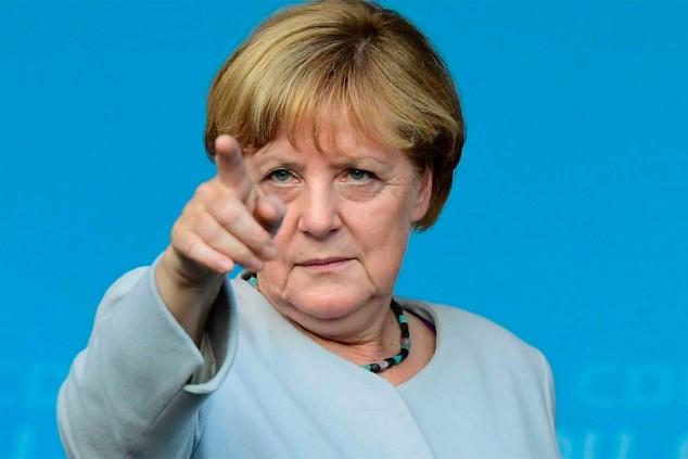 Angela Merkel en una imagen de archivo - SoyMotor.com