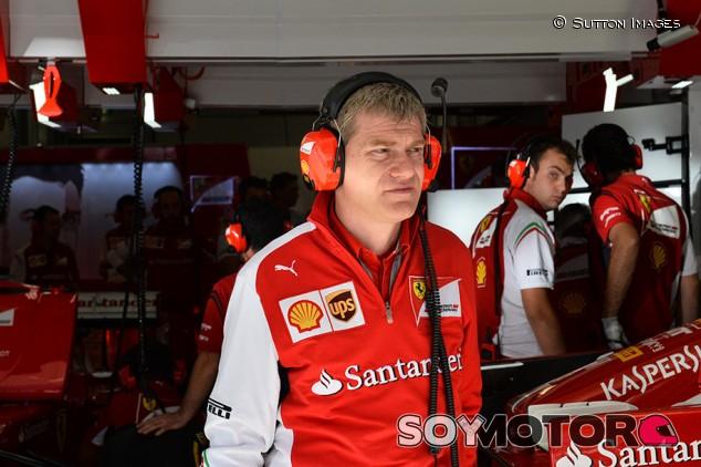 Antonello Coletta suena para sustituir a Binotto en Ferrari - SoyMotor.com