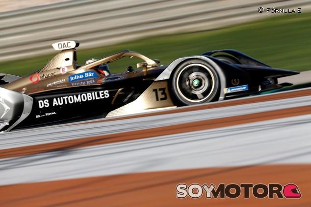 António Félix da Costa en los test de Valencia - SoyMotor.com