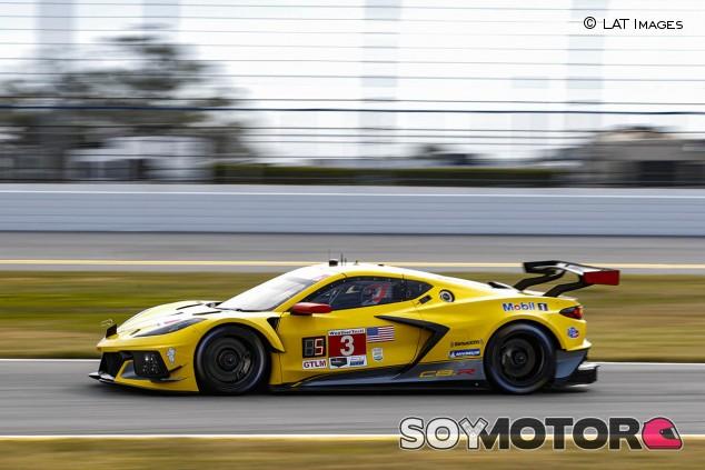 Mazda, en la Pole de Daytona; Antonio García saldrá cuarto en GTLM - SoyMotor.com
