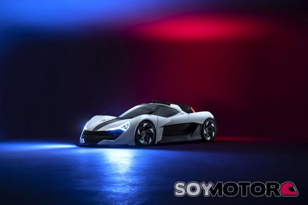 Apex AP-0, un eléctrico de carácter 'racing' - SoyMotor.com