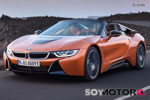 BMW i8 - SoyMotor.com