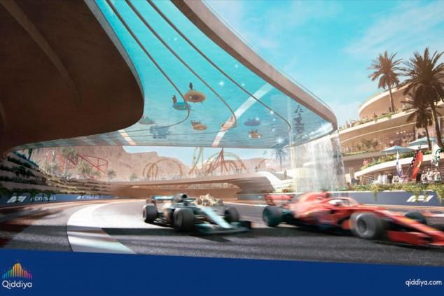 Arabia Saudí quiere construir el circuito de F1 más largo del mundo - SoyMotor.com