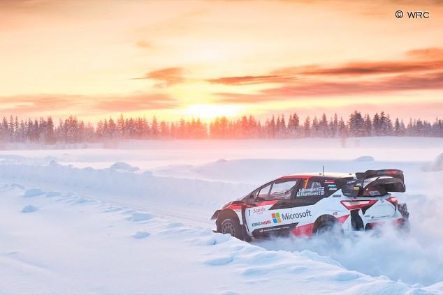 El Arctic Rally Finlandia sustituye al anulado Rally de Suecia en 2021 - SoyMotor.com