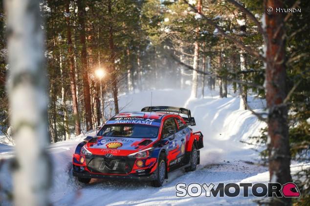 Arctic Rally de Finlandia 2021: Tänak domina pese a un susto - SoyMotor.com