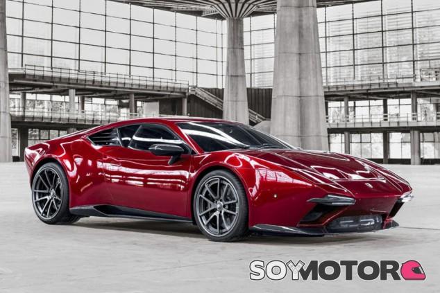 El precio supera el medio millón de euros - SoyMotor.com