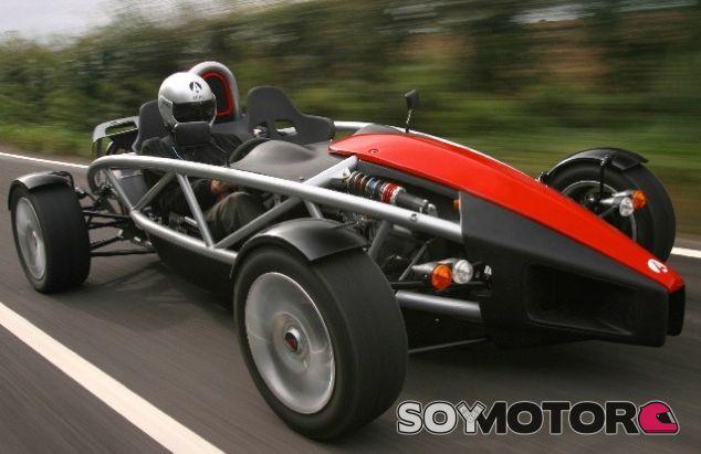 Un Ariel Atom con el motor del Honda NSX llegará en el futuro