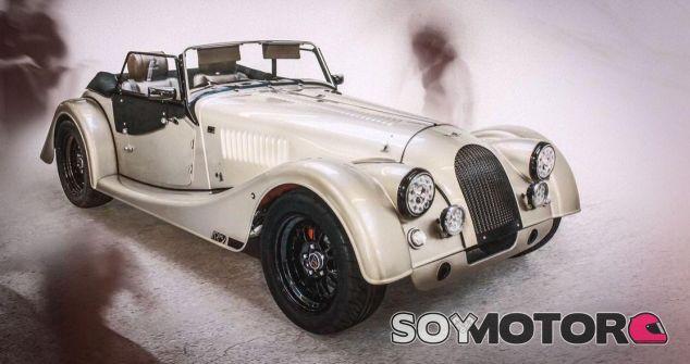 Morgan AR Plus 4, 225 caballos de sabor retro -SoyMotor