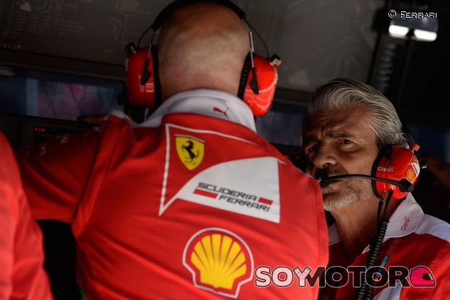 La gestión de Arrivabene no inspira confianza a Marchionne, según Brawn - LaF1