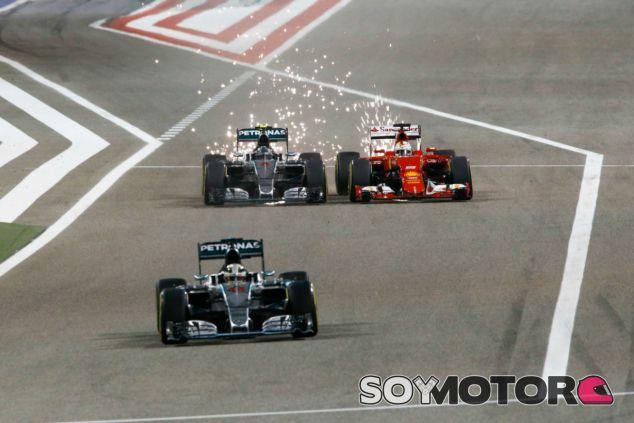 Arrivabene advierte que el fin de la supremacía de Hamilton está cerca - LaF1