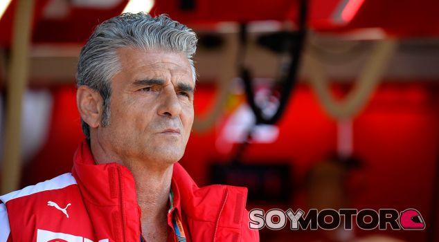 Maurizio Arrivabene en Bélgica - LaF1