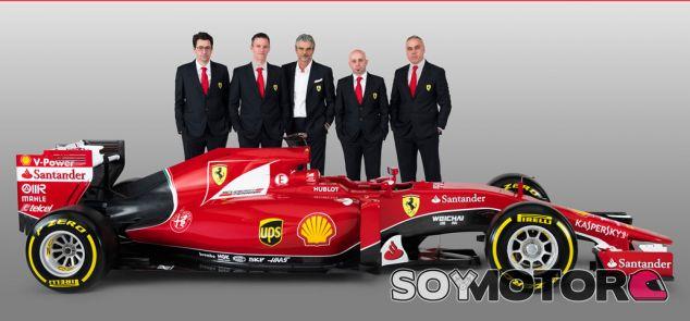El 'Team Principal' de Ferrari - LaF1.es