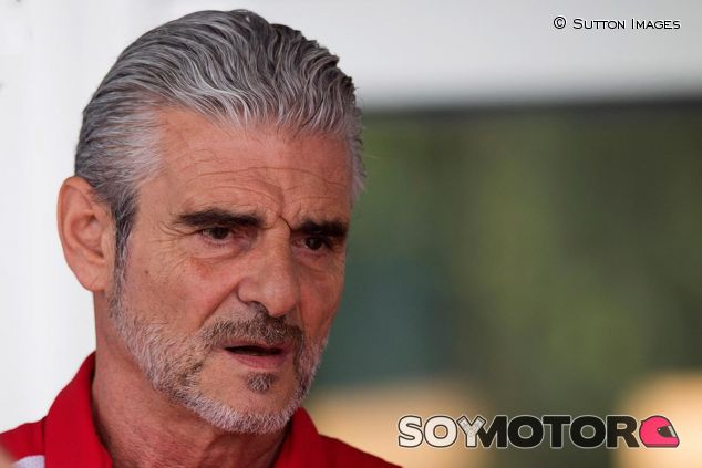 Maurizio Arrivabene en una imagen de archivo - SoyMotor