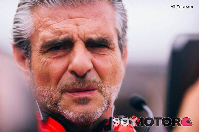 Maurizio Arrivabene - LaF1