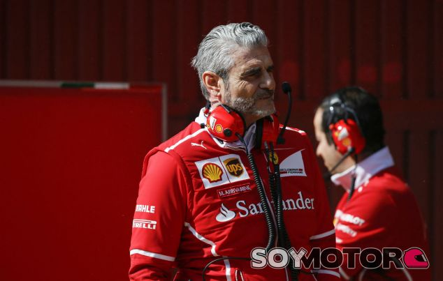 """Mercedes: """"Si Arrivabene quiere seguir pareciendo un tonto, que siga en esa dirección"""" - SoyMotor"""