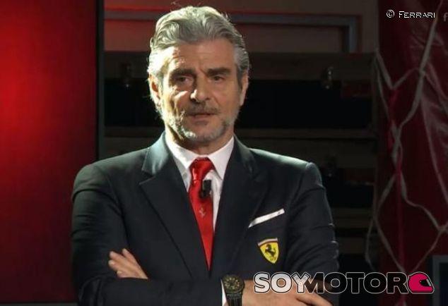Maurizio Arrivabene quiere ir a por todas en 2016 - LaF1