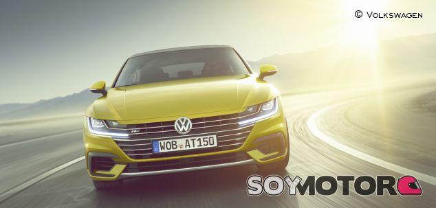 Primeras imágenes del Volkswagen Arteon, el sustituto del Passat CC - SoyMotor.com