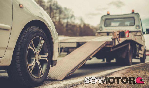 El envejecimiento progresión del parque de vehículos español repercute en las averías en carretera - SoyMotor