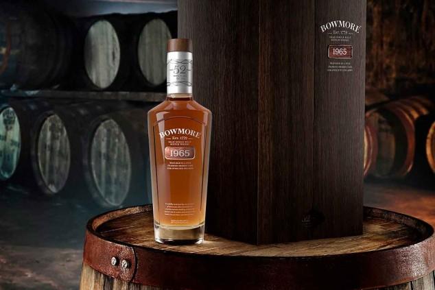 Whisky Bowmore - SoyMotor.com