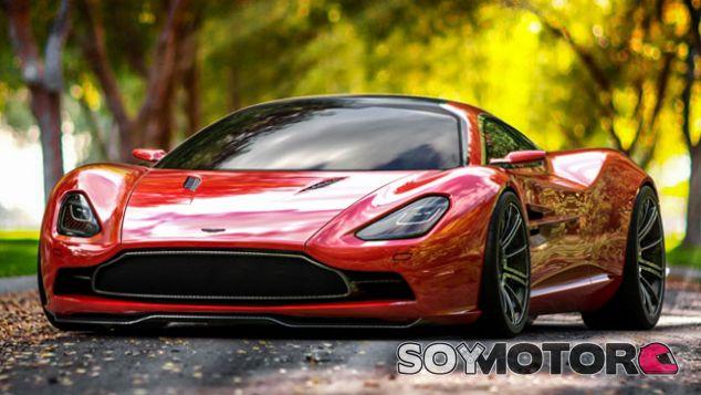Aston Martin trabaja en un deportivo de motor central para 2020 - SoyMotor.com