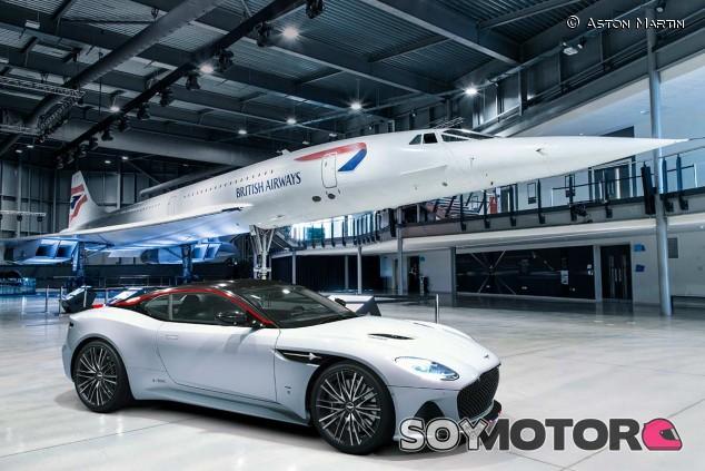 Aston Martin DBS Superleggera Concorde - SoyMotor.com