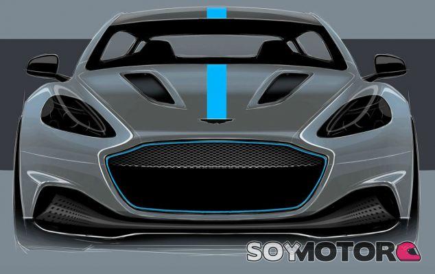 Aston Martin prepara un rival para el Tesla Roadster - SoyMotor.com