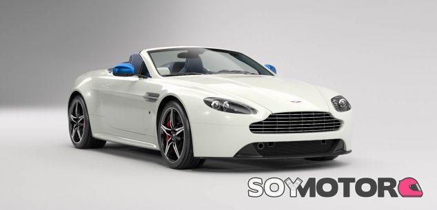 Aston Martin presume de orgullo británico con un V8 Vantage S muy especial - SoyMotor.com