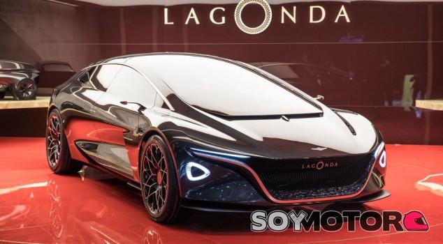 Aston Martin Lagonda Vision Concept - SoyMotor.com