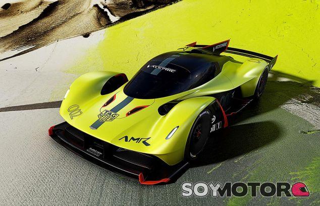 Aston Martin Valkyrie AMR Pro - SoyMotor