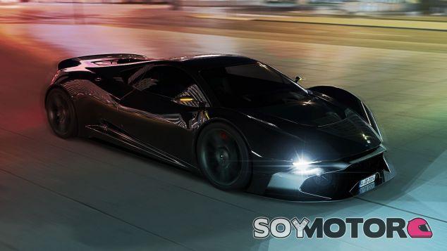 Aston Martin RR: el superdeportivo de tus sueños - SoyMotor.com