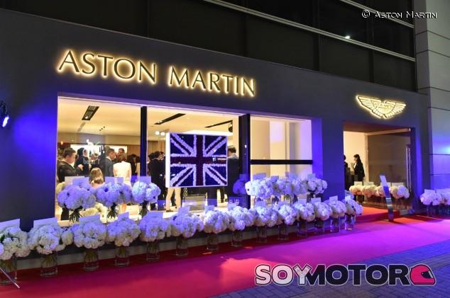 Aston Martin, en manos de Lawrence Stroll por 235 millones de euros - SoyMotor.com