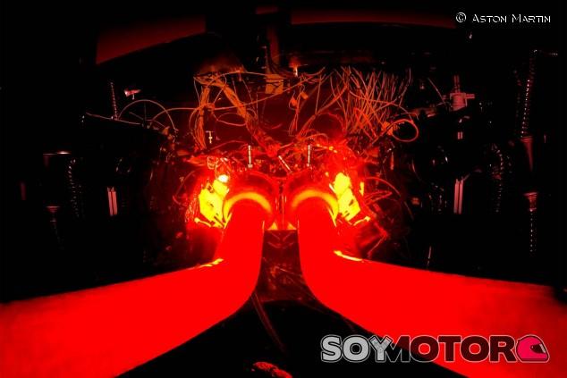 Aston Martin V6 Biturbo - SoyMotor.com
