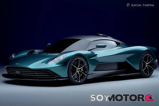 Aston Martin Valhalla: por fin sabemos qué motor tendrá