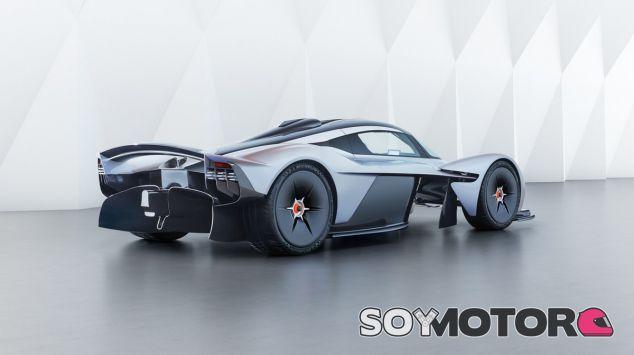 El Aston Martin Valkyrie es uno de los vehículos más exclusivos del mundo - SoyMotor