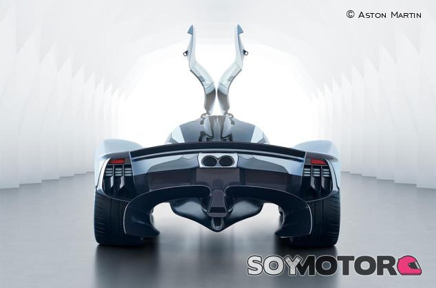 Aston Martin Valkyrie - SoyMotor.com