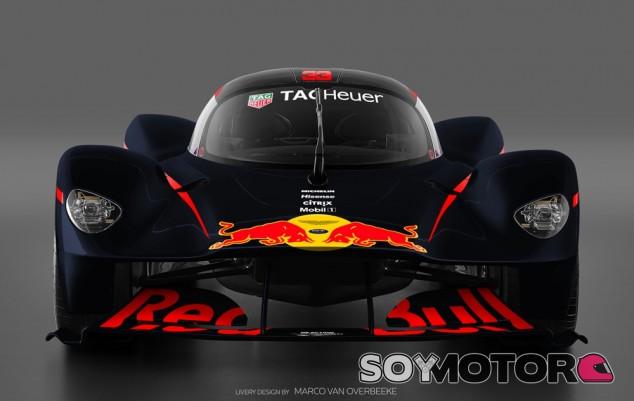 Aston Martin Valkyrie: Imaginando el aspecto de su versión de competición - SoyMotor.com