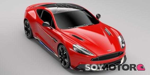 Aston Martin Vanquish S Red Edition - SoyMotor.com