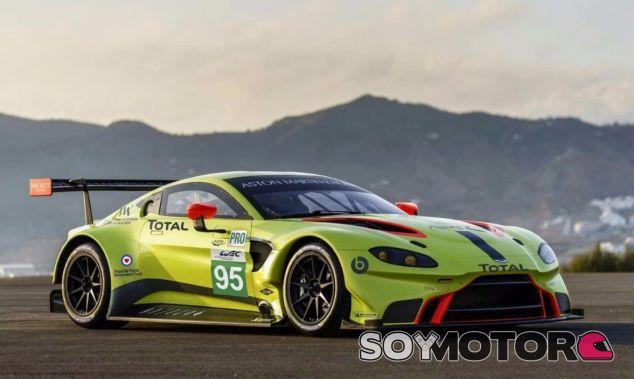 Aston Martin Vantage GTE - SoyMotor.com